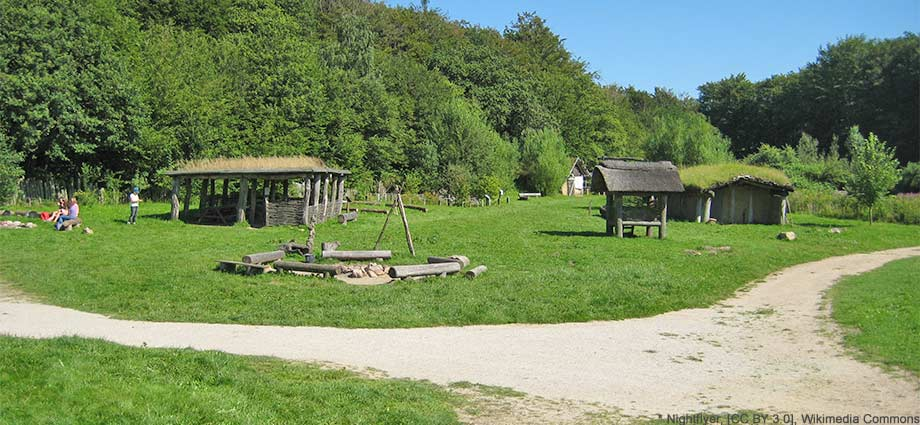 Das Archäologisch-Ökologische Zentrum Albersdorf